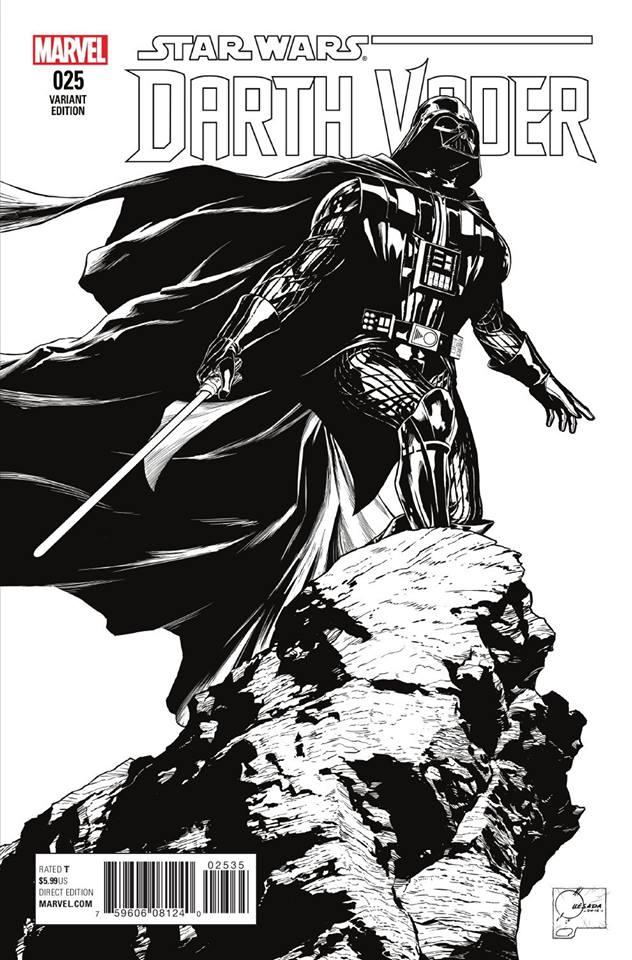 RECENZJA KOMIKSU - Darth Vader 025