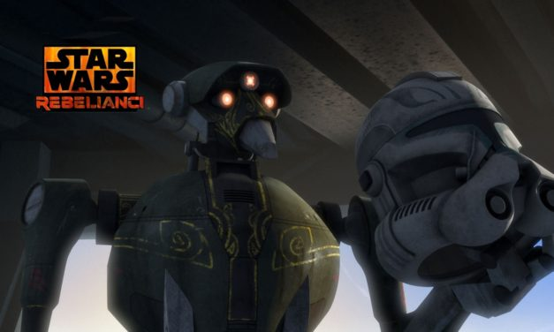 Recenzja Serialu – Star Wars Rebels S03E06