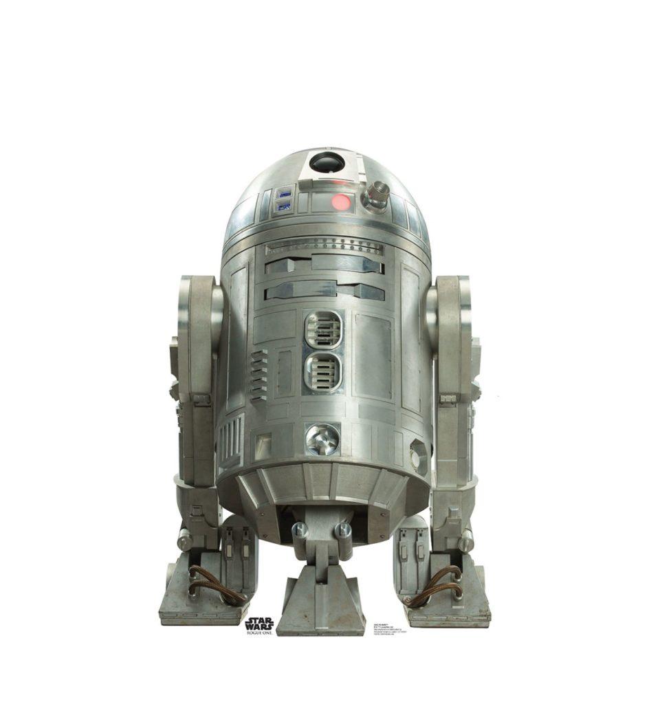 """R2-BHD to z kolei doskonale wszystkim znany """"gatunek"""" droida astromechanicznego"""