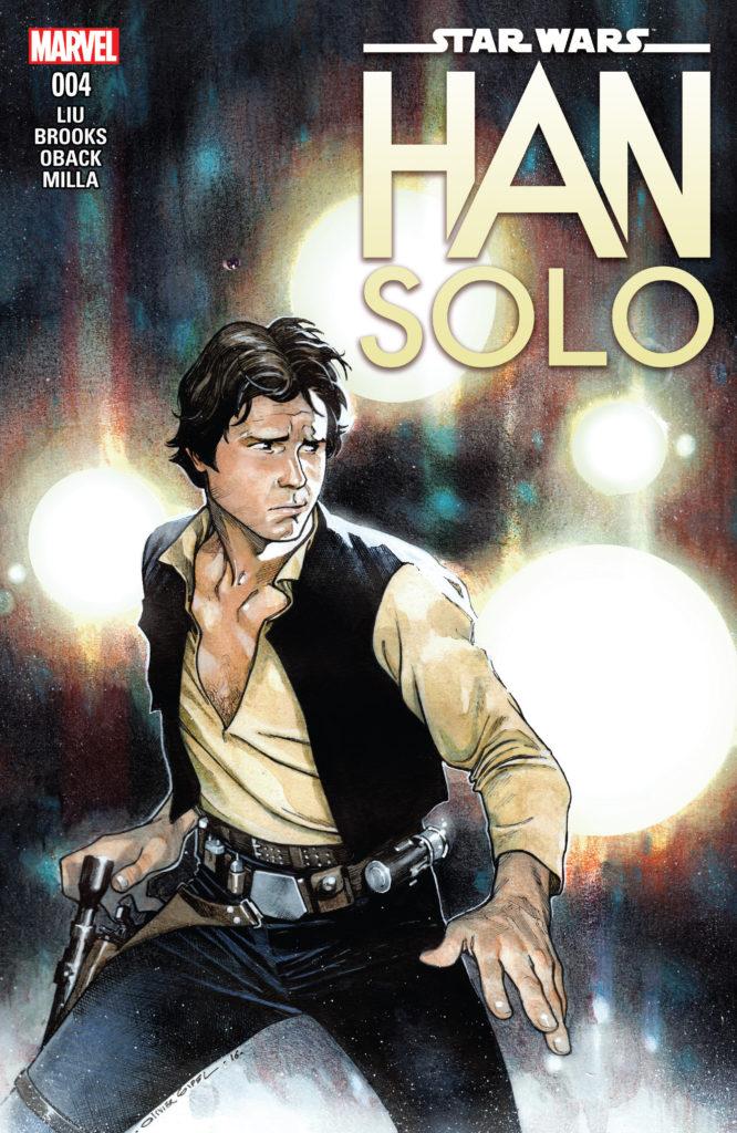 komiks Han Solo #4