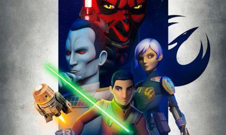 Tytuły i opisy najbliższych odcinków Rebeliantów