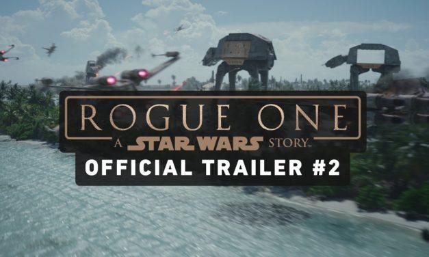 BREAKING NEWS – Nowy zwiastun Rogue One!