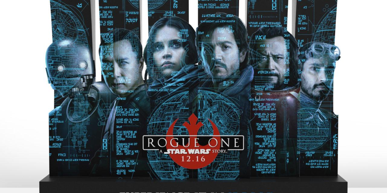 Wyjątkowa promocja Rogue One w kinach IMAX