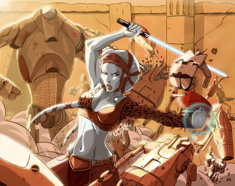 aayla___geonosis_by_oleastro-d498a0p