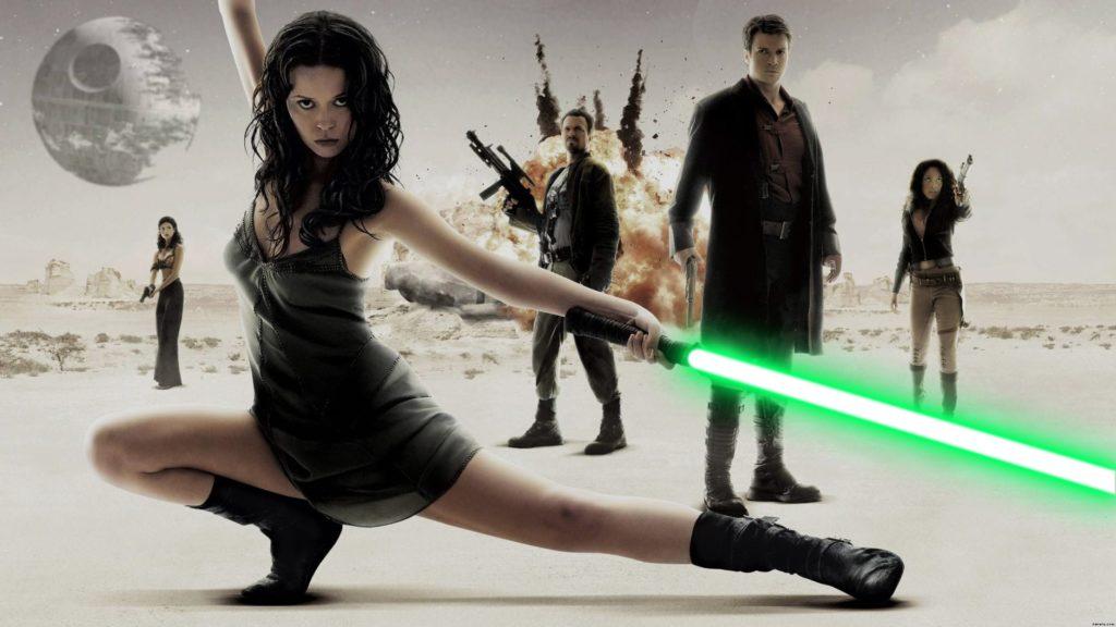 Joss Whedon Star Wars Firefly mashup