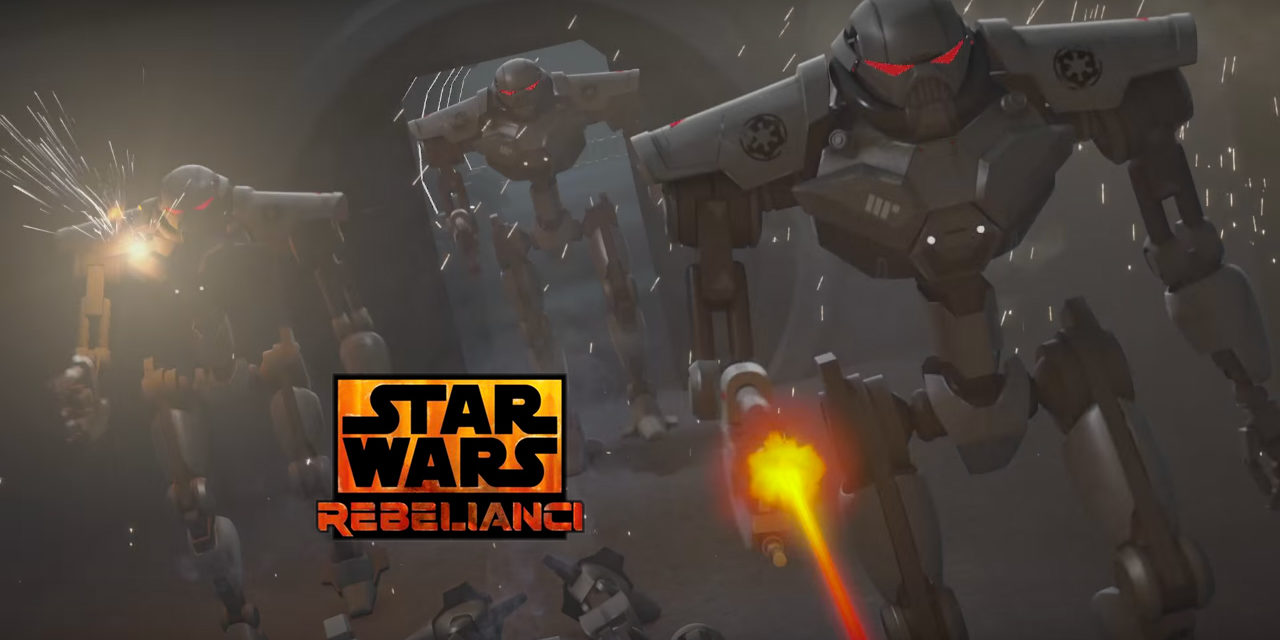 Ujawniono tytuły kolejnych odcinków Rebeliantów
