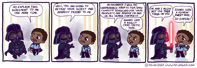 star_wars_funnies__lando_by_kevinbolk