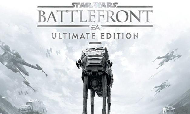 Rozszerzenie Battlefronta do edycji Ultimate za około 80zł