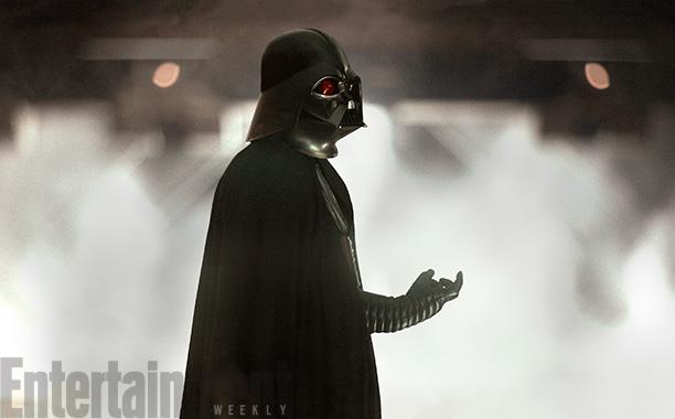 Rogue One: A Star Wars Story (2016) Darth Vader