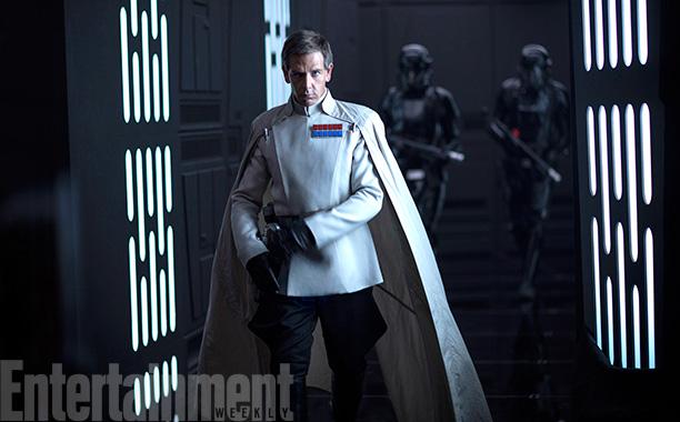 Rogue One: A Star Wars Story (2016) Ben Mendelsohn credit: Jonathan Olley/© Lucasfilm LFL 2016