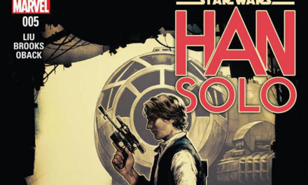 RECENZJA KOMIKSU – Han Solo 005