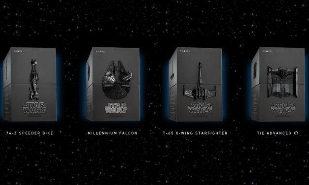 Latające Quady Bojowe Star Wars nareszcie nadleciały!