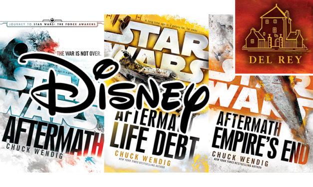 Podsumowujemy 4 lata Disney'a – Książki Star Wars