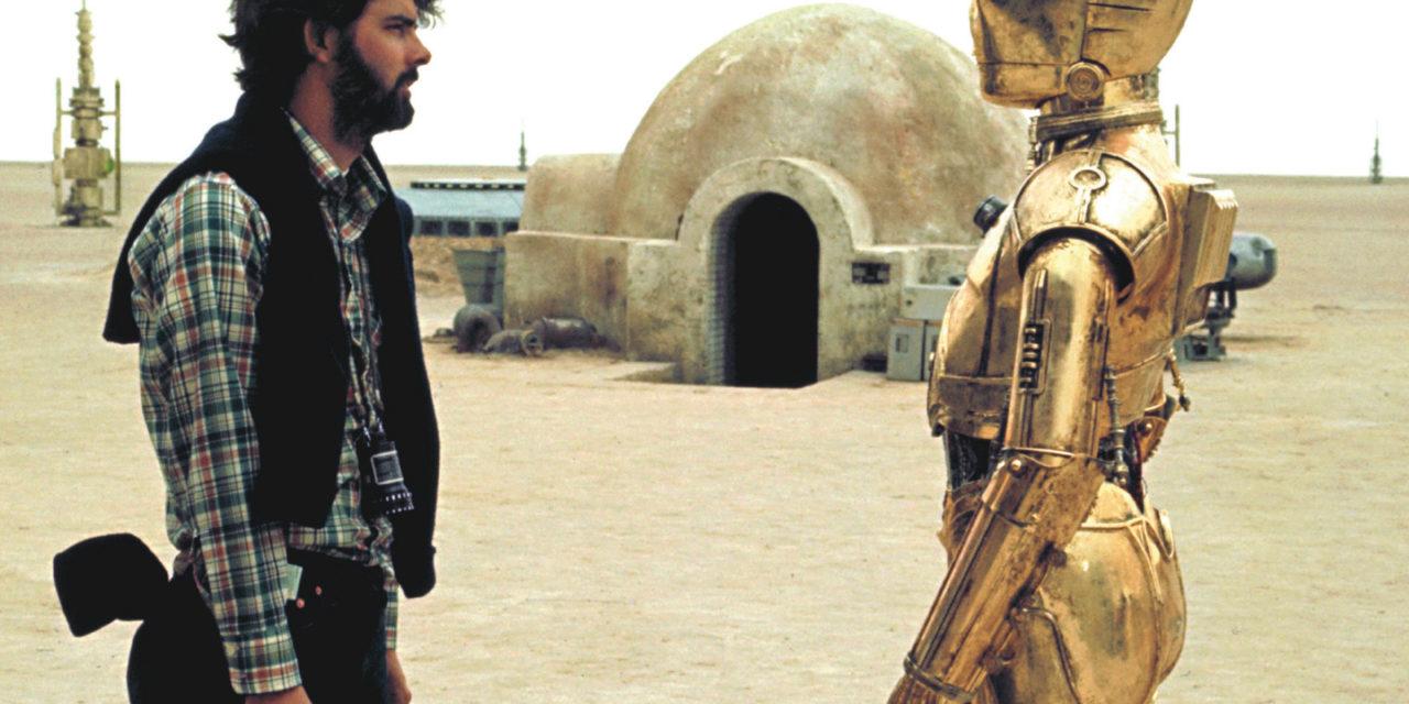 RECENZJA KSIĄŻKI – George Lucas. Gwiezdne Wojny i reszta życia