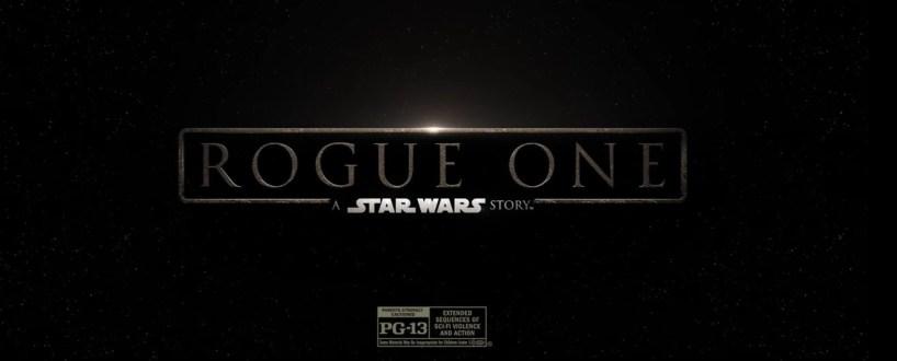 Znana kategoria wiekowa Rogue One!
