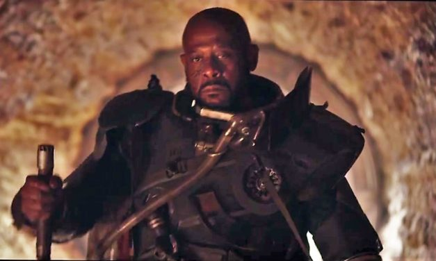 Wiemy jak rozpocznie się film Rogue One!