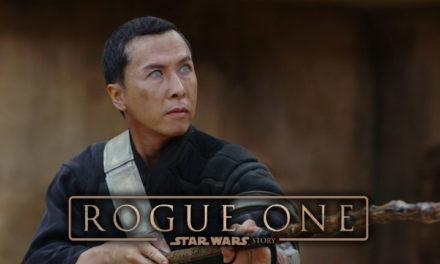 Donnie Yen o swojej postaci i pracy przy Rogue One