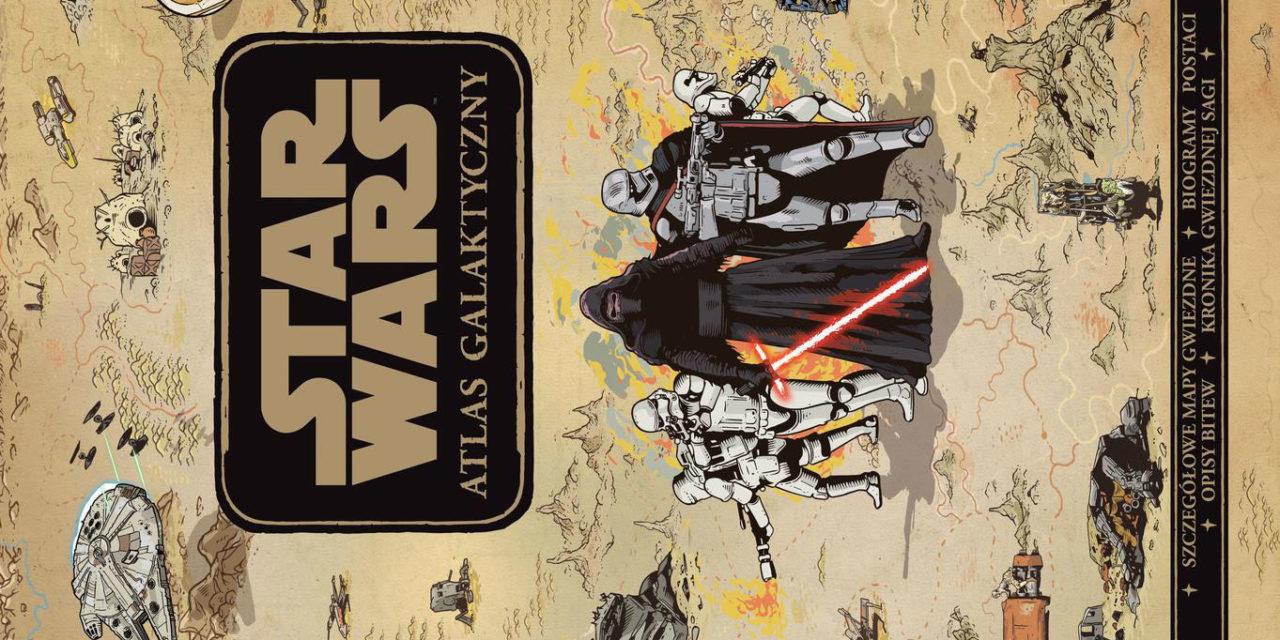 RECENZJA KSIĄŻKI – Star Wars Atlas Galaktyczny
