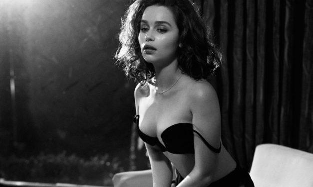 Emilia Clarke dołącza do obsady nadchodzącego filmu!