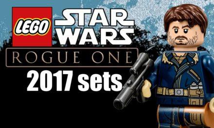 Nowe zestawy Lego Star Wars na 2017!