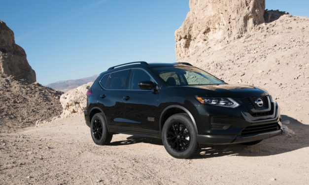 GADGETY – Nissan Rogue (One)