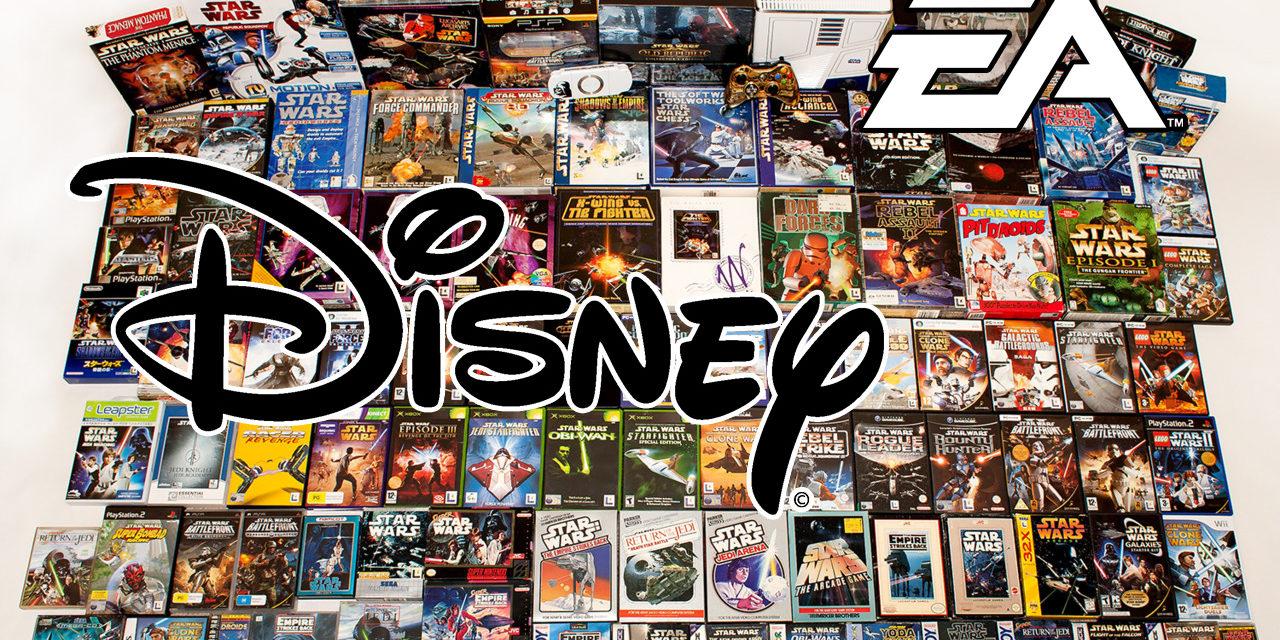 Podsumowujemy 4 lata Disney'a – gry Star Wars