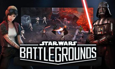 RECENZJA GRY – Star Wars: Battlegrounds