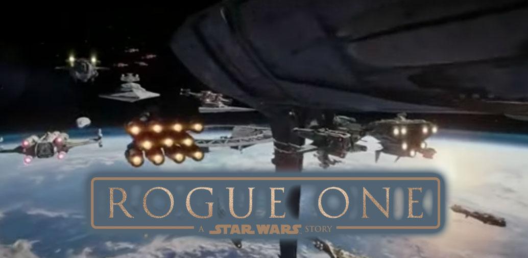 Rebelianci w Rogue One? Nowe spoty i materiały z filmu