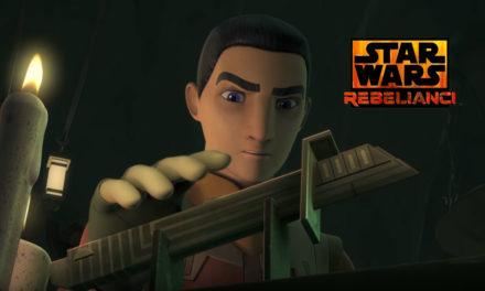 Star Wars: Rebelianci – szczegóły nadchodzących odcinków