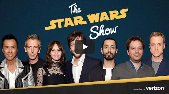 Łotry w nowym odcinku The Star Wars Show