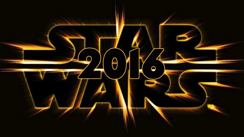 Podsumowanie roku 2016 w świecie Star Wars