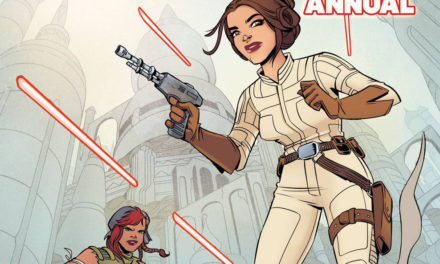 RECENZJA KOMIKSU – Star Wars Annual 002