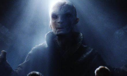 Jaki Snoke pojawi się w Epizodzie VIII?