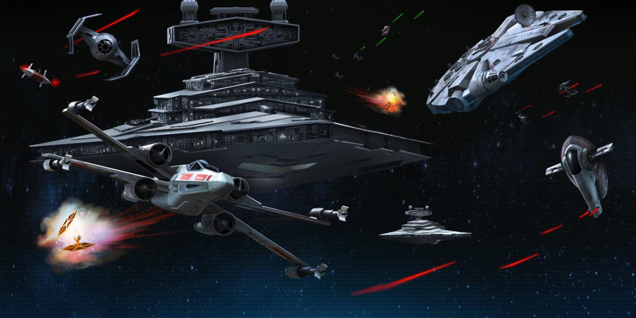 Nowości w Star Wars Galaxy of Heroes