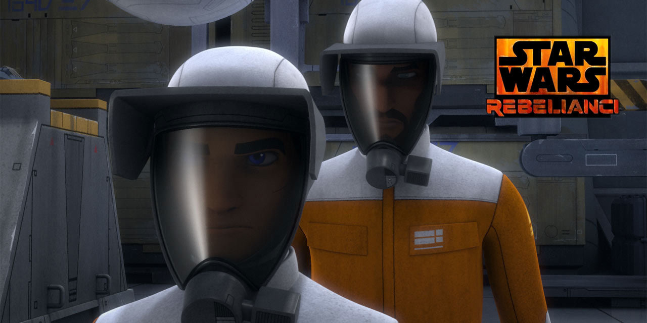 RECENZJA SERIALU – Star Wars Rebels S03E10