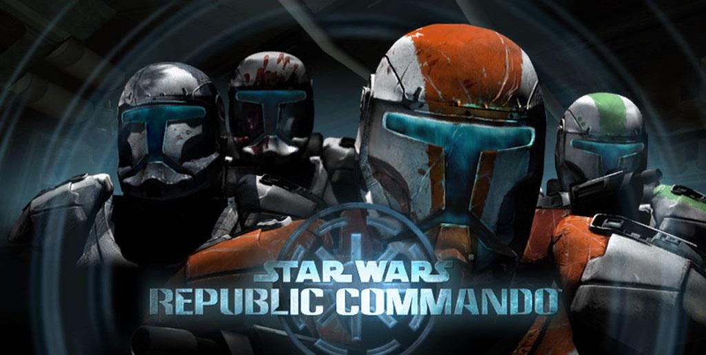 PRZEGLĄD GIER: Republic Commando