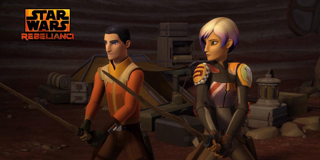 RECENZJA SERIALU – Star Wars Rebels S03E15