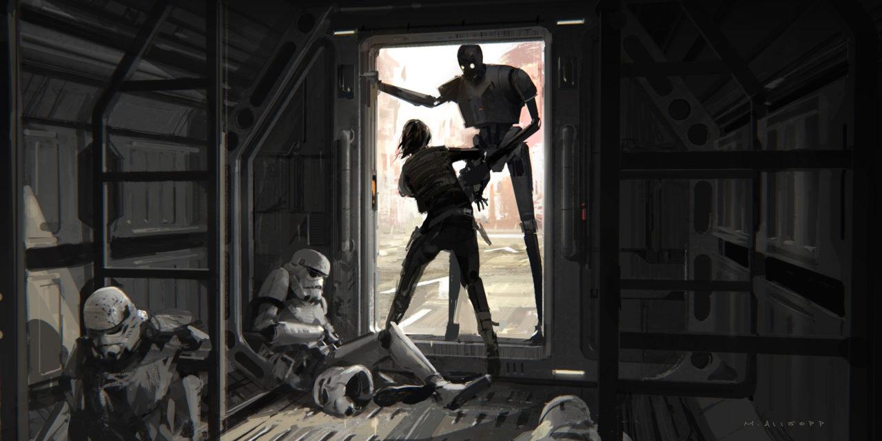 Wiemy, co zmieniły dokrętki Rogue One