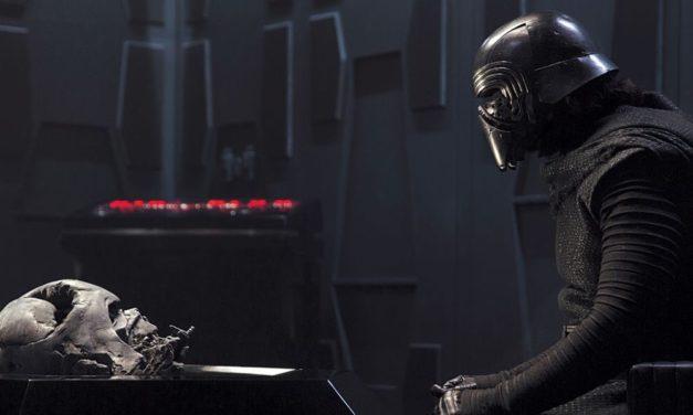 Czy Kylo Ren dostanie nowy statek w Epizodzie 8?