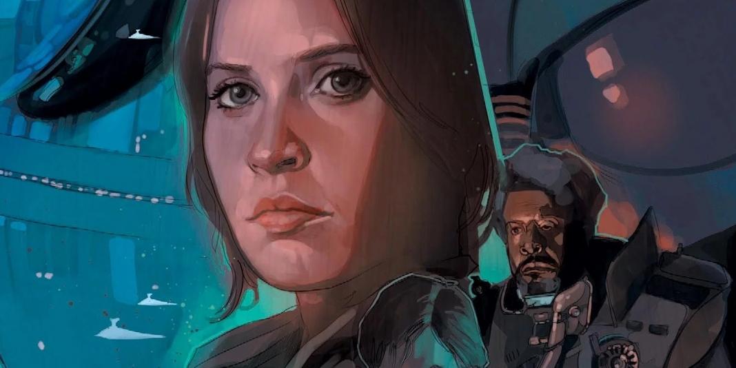 Informacje o komiksowej adaptacji Rogue One