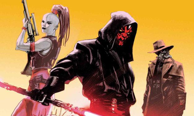Cad Bane i Aurra Sing powracają już w kwietniu!