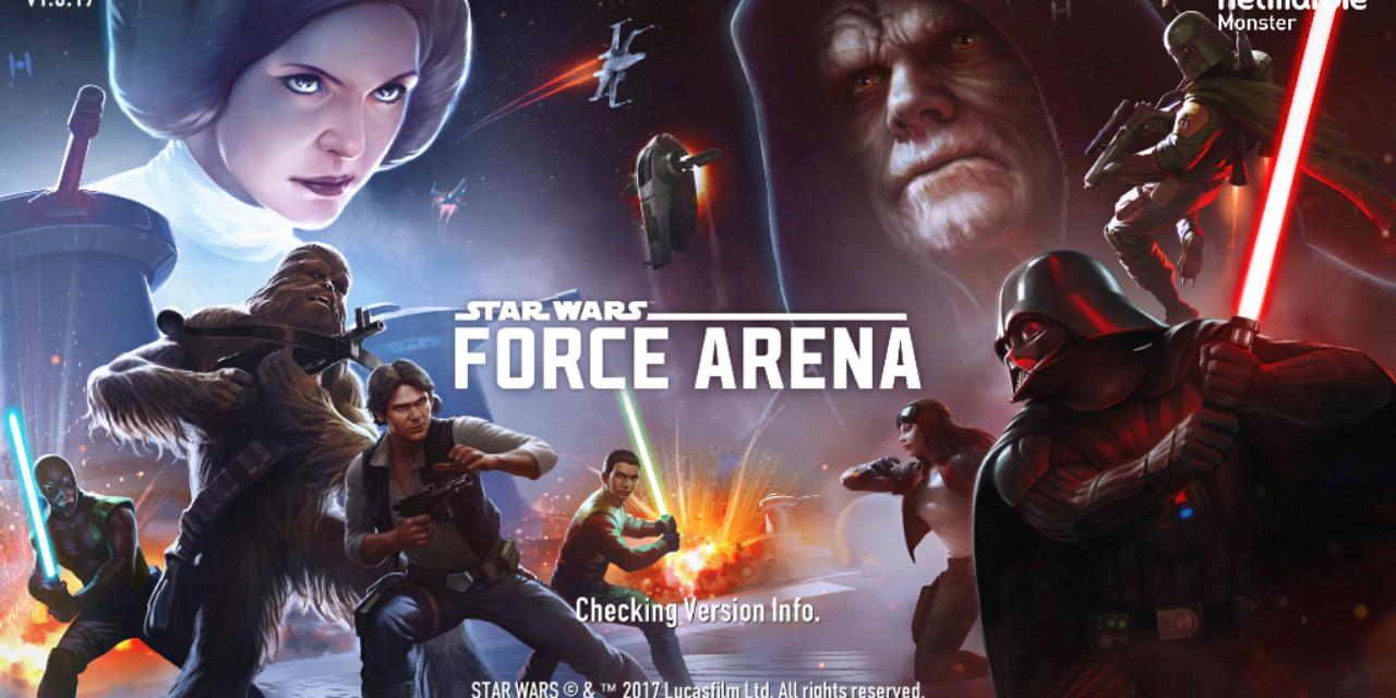Force Arena od dziś dostępna dla wszystkich!