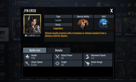 Nowy event w Star Wars: Force Arena