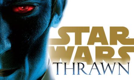 Mamy pierwszy opis powieści Thrawn!