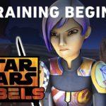 Sabine trenuje w nowym klipie Rebeliantów