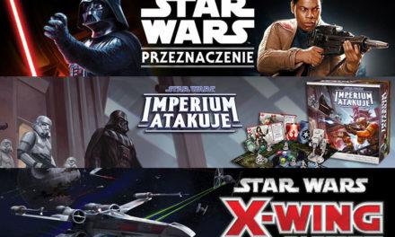 Przeznaczenie, X-wing, Imperium Atakuje – nowości od Galakty