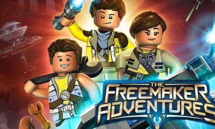 LEGO Star Wars: Przygody Freemakerów na DVD!