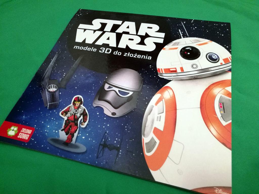 RECENZJA - Star Wars. Modele 3D do złożenia