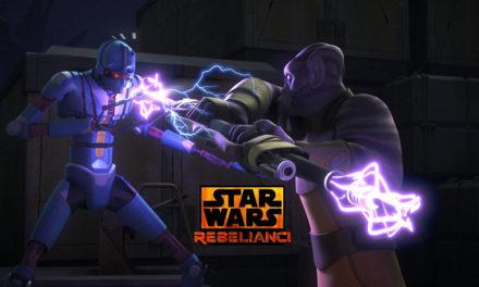 RECENZJA SERIALU – Star Wars Rebels S03E14