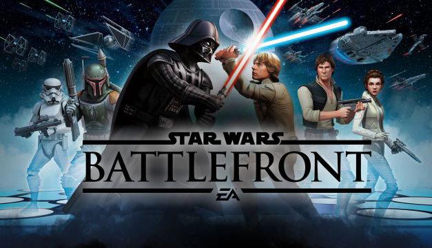 Aktualizacja Battlefronta i Galaxy of Heroes